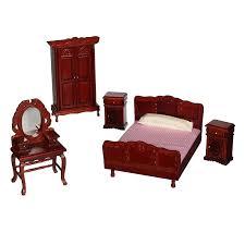 dollhouse furniture cheap. Melissa And Doug Doll House Furniture Bedroom Set Dollhouse Cheap .