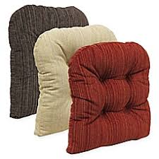 chair pillow for bed. image of klear vu gripper® polar extra large chair pad pillow for bed