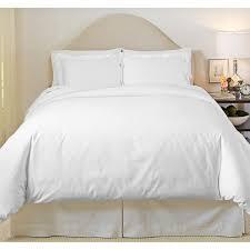 pointehaven 500 thread count egyptian cotton 3 piece duvet cover set