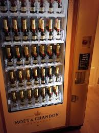 Champagne Vending Machine London Classy The Providores On Twitter A Moët Vending Machine Words Cannot