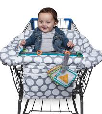 boppy luxe ping cart and restaurant high chair cover