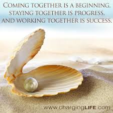 working together | Epiphanise | Pinterest | Dreams, Quote and ... via Relatably.com