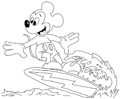 Small Picture Mickey mouse coloring pages Crafts and Worksheets for Preschool
