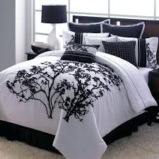 Medium Size Of Black And White Bedroom Comforter Sets Gold Cute Bed Twin  Grey Comforters Pu