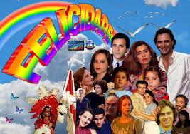 Resultado de imagem para telenovela felicidade 1991