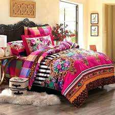 girls colorful western tribal print indian classic and luxurious romantic warm twin full queenindian patterned duvet