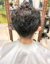 メンズの髪型悩みダントツ1位絶壁をパーマで解消 Jourオンライン