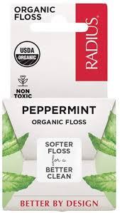 RADIUS <b>Floss</b> Vegan Xylitol <b>Mint</b>, 181 g: Amazon.co.uk: Health ...