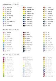Tombow Irojiten Pencil Color Dictionary Japan Import