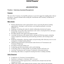 Medical Receptionist Job Description Resume Medical Receptionist Job Description Resume Targer Golden Dragon 67