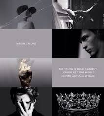 maven calore from red queen