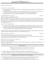 Event Coordinator Resume Sample Simple Resume Template Microsoft Word