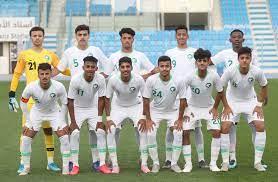 كأس العرب للشباب.. تعرف على مواعيد مباريات السعودية - التيار الاخضر