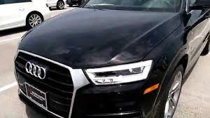 Audi Q3 Fog Lights How To Turn On 2016 Audi Q3 Refresh Usa Sequential Turn Signals