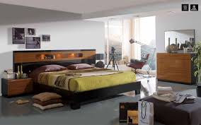 Modern Italian Bedroom Furniture Sets Made In Spain Wood Modern Design Bed Set With Extra Storage Durham