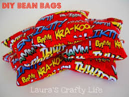 how to sew bean bags