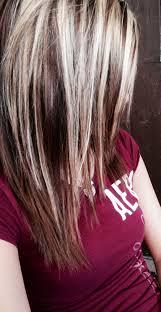 Light Brown Hair With Platinum Blonde