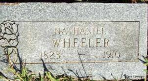 WHEELER, NATHANIEL - Crawford County, Arkansas | NATHANIEL WHEELER -  Arkansas Gravestone Photos
