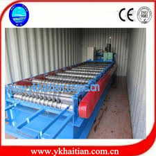 get ations corrugated machinery high sd steel roof tile machinery