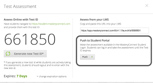 masteryconnect bubble sheet student make assessments available in student login masteryconnect support