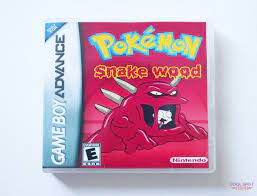 Pokemon Snakewood for Game Boy Advance GBA (Zombie Pokemon!) – Cool Spot  Gaming