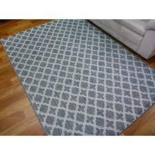 moroccan flat weave gest shaded grey rubber backed floor rugs runner door mats