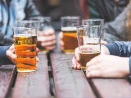 Think Worry Job Unemployment Prospects Is - Can Binge Economic The A Lower Drinking Times