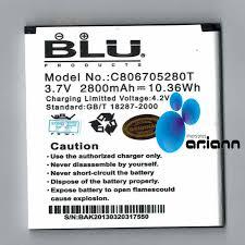 Bateria Blu Studio 5.3 S D590 Quattro 5 ...