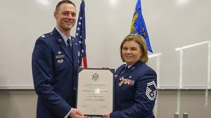 Congratulations to Senior Master Sgt.... - 139th Airlift Wing   Facebook
