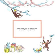 happy birthday curious george plus curious and the birthday surprise personalized book page 3 happy birthday
