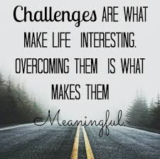 Adapting To Adversity Tom Seaman Beauteous Challenges Make Us Strong