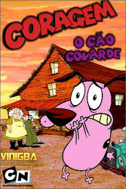 Download - Coragem, O Cão Covarde - TV-Rip  AVI Dublado