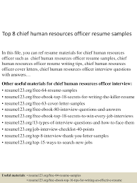 Chief Hr Officer Sample Resume Top224chiefhumanresourcesofficerresumesamples224lva224app622492thumbnail24jpgcb=22424322465224027 18