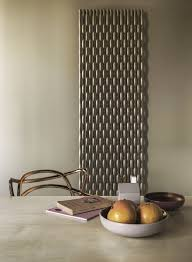 Wall Mounted Decorative Radiator Trame By Tubes Radiatori Design
