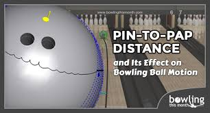 Bowling Ball Flare Chart Pin To Pap Distance And Its Effect On Bowling Ball Motion