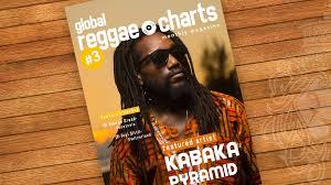 Reggae 2017 Charts Global Reggae Charts Issue 3 July 2017 Reggae