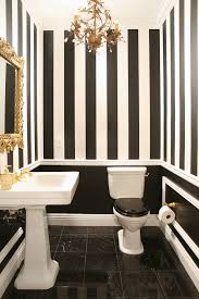 black and gold bathroom rugs with traditional powder room chandelier