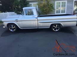 1959 GMC 3100 Long Bed Pickup