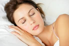 Sleeping well reduces stress & directly affects the waistline