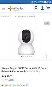 Xiaomi Mijia 1080p IP Kamera - Detaylı İnceleme