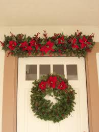 christmas front door decorationsChristmas front door decorations  The Enchanted Manor