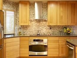 Kitchen Counter Backsplashes Pictures Ideas From HGTV HGTV Interesting Kitchen Cabinet Backsplash