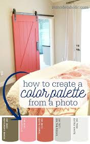 how to match paint colorsRemodelaholic  Apps to Match and Find Paint Color Palettes from a