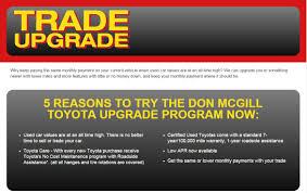 Houston Toyota Trade In Upgrades | Don McGill Toyota