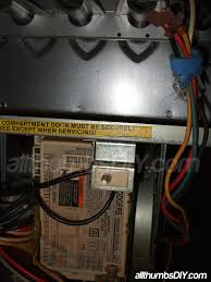 how to replace a trane blower motor part 1 allthumbsdiy images how to replace trane blower motor