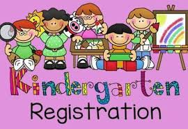 Image result for kindergarten registration image