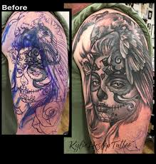 Tattoo Cover Up Art Gone Wild