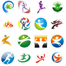 good looking physical fitness logos design for inspiration