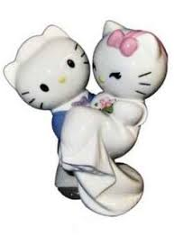 hello kitty wedding cake topper. hello kitty wedding cake toppers 6 with and dear daniel topper too damned cute n