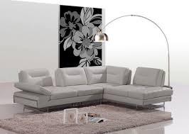 vig furniture vgca969a divani casa carmel taupe italian leather sectional sofa